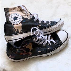 cc885394be70 Converse. DC Converse Gotham Batman Converse All Stars
